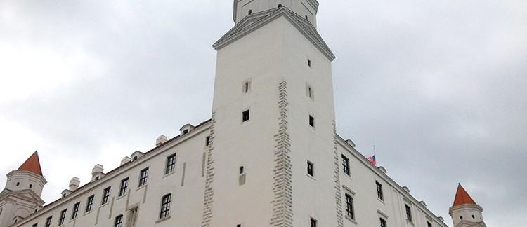 Castello di Bratislava (Slovacchia)