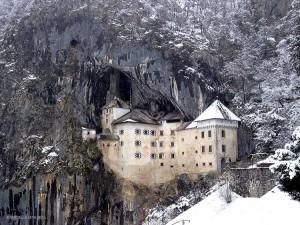 Castello di Predjama (Postumia, Slovenia)