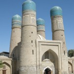Char Minor (Bukhara, Uzbekistan)