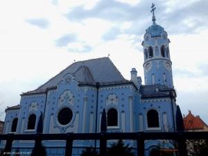 Chiesa Blu di Santa Elisabetta (Bratislava, Slovacchia)