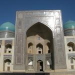 Medressa Miri Arab (Bukhara, Uzbekistan)