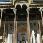 Moschea Bolo-Hauz (Bukhara, Uzbekistan)