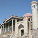 Moschea Hazrat-Hizr (Samarcanda, Uzbekistan)