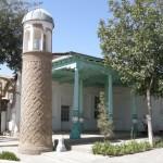 Moschea Mubarak (Samarcanda, Uzbekistan)