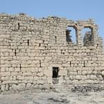 Qasr Azraq, muraglione (Giordania)