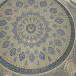 Shah-i-ZInda, particolare (Samarcanda, Uzbekistan)