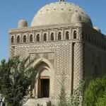 mausoleo Ismail Samani (Bukhara, Uzbekistan)