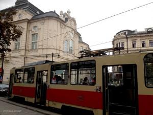 tram a Bratislava (Slovacchia
