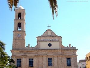 Chania, Cattedrale dei Tre Martiri (Creta, Grecia)