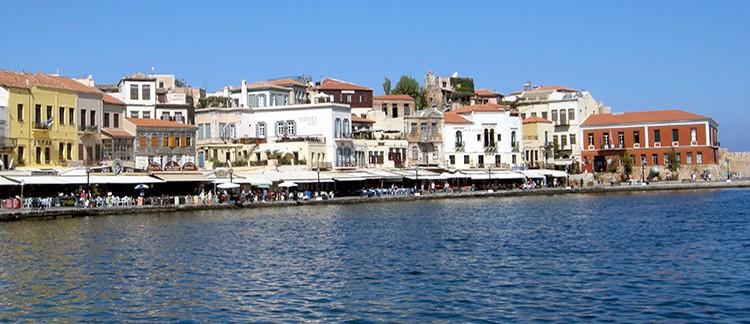 Chania, porto veneziano (Creta, Grecia)