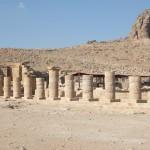 strada colonnata (Petra, Giordania)