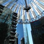 Sony Center e Deutsche Bahn Tower (Berlino, Germania)