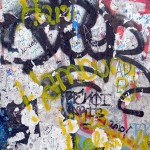graffito a Potsdamer Platz (Berlino, Germania)