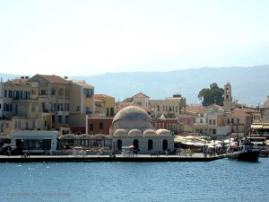 moschea dei Giannizzeri a Chania (Creta, Grecia)