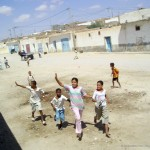 bambini a Metlaoui (Tunisia)