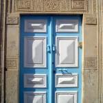 porta tradizionale di abitazione (Kairouan, Tunisia)
