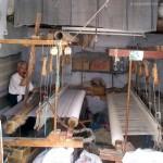 tessitore di Kairouan (Tunisia)