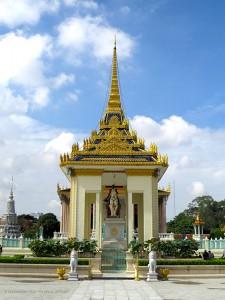 Palazzo Reale, Pagoda d'Argento (Phnom Penh, Cambogia)