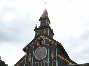 cattedrale dell'Immacolata Concezione (Kon Tum, Vietnam)