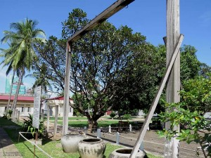 Tuol Sleng, ganci di tortura (Phnom Penh, Cambogia)