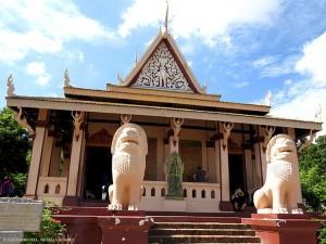 Wat Phnom (Phnom Penh, Cambogia)