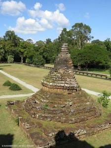 stupa (Angkor Wat, Cambogia)