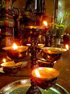 Tempio di Ong, interno (Can Tho, Vietnam)