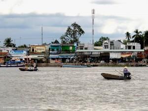 vista sul Mekong (Can Tho, Vietnam)