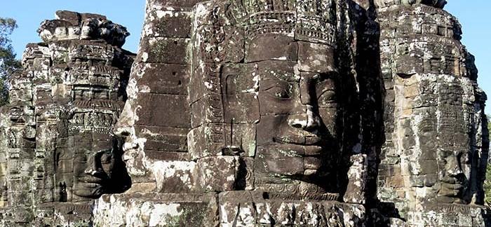 Bayon (Siem Reap, Cambogia)