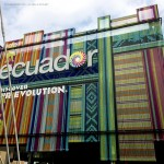 Expo 2015 - padiglione Ecuador