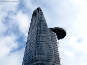 Bitexco Financial Tower (Ho Chi Minh City, Vietnam)
