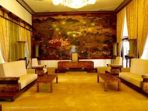 Palazzo della Riunificazione, sala ambasciatore (Ho Chi Minh City, Vietnam)