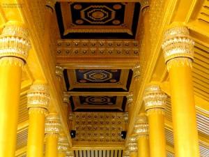 Bamayathana, interno (Bago, Myanmar - Birmania)
