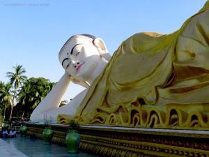 Naung Daw Gyi Mya Tha Lyaung (Bago, Myanmar - Birmania)