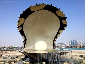monumento alla perla (Doha, Qatar)