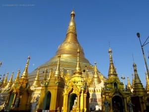 Shwedagon Paya (Yangon, Myanmar)