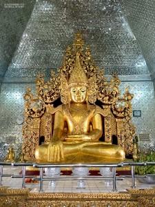 Pagoda Kuthodaw (Mandalay, Myanmar - Birmania)