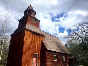 chiesetta, Parco Skansen (Stoccolma, Svezia)