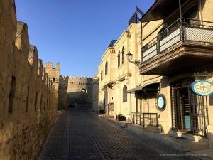 Baku, città vecchia (Azerbaijan)