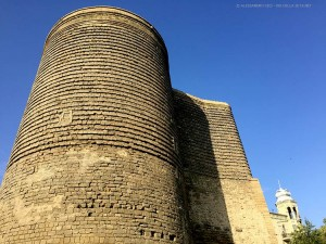 torre della vergine (Baku, Azerbaijan)