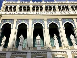 museo della letteratura (Baku, Azerbaijan)