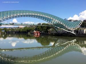 Ponte della Pace (Tbilisi, Georgia)