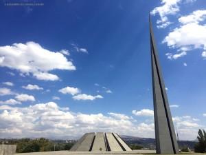 Memoriale del Genocidio (Yerevan, Armenia)