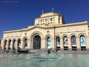 museo di storia armena (Yerevan, Armenia)