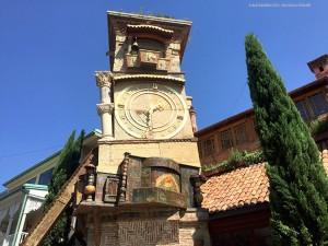 torre dell'orologio (Tbilisi, Georgia)