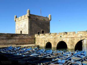 bastioni di Essaouira (Marocco)