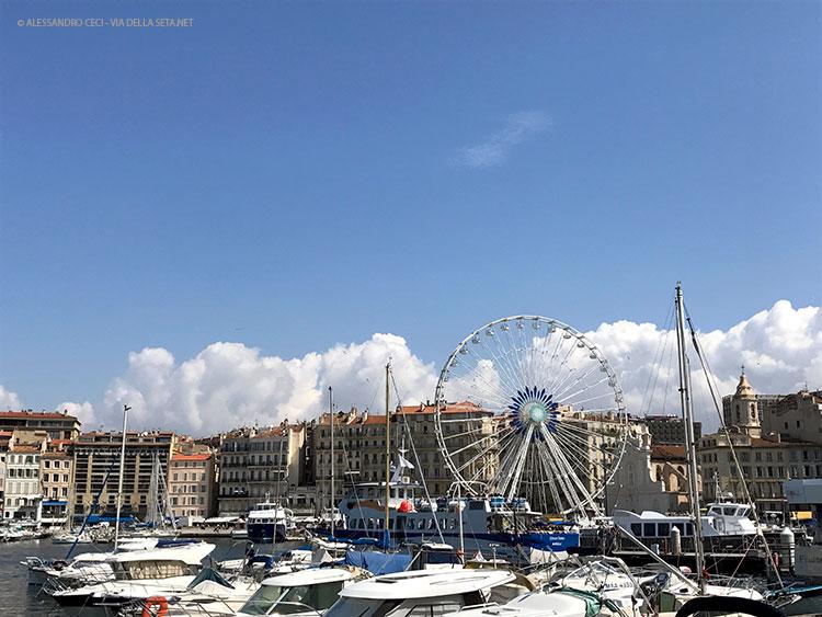 Marsiglia e isole del Frioul (Francia)