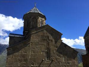 chiesa di Tsminda Sameba (Georgia)
