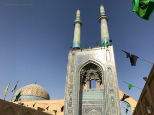 Moschea del Venerdì (Yazd, Iran)