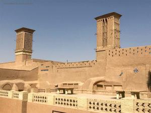 torri del vento (Yazd, Iran)